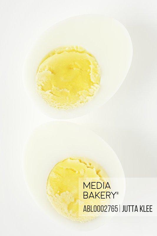 Hard Boiled Egg Halves