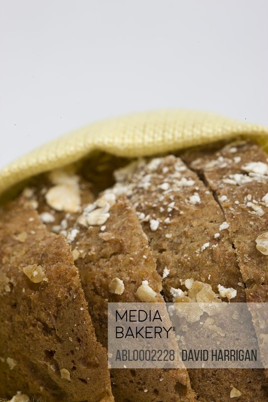 Slices of Soda Bread - Close-up view