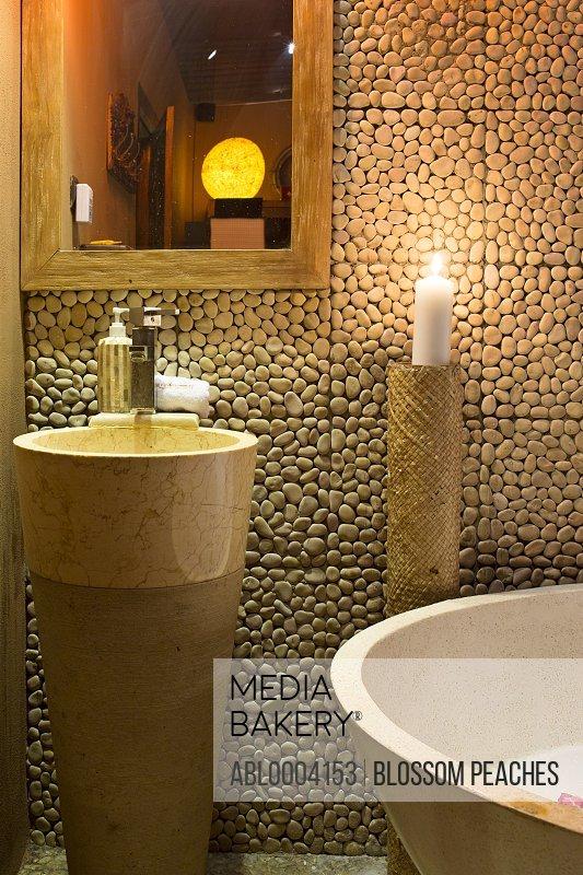 Spa Resort Bathroom