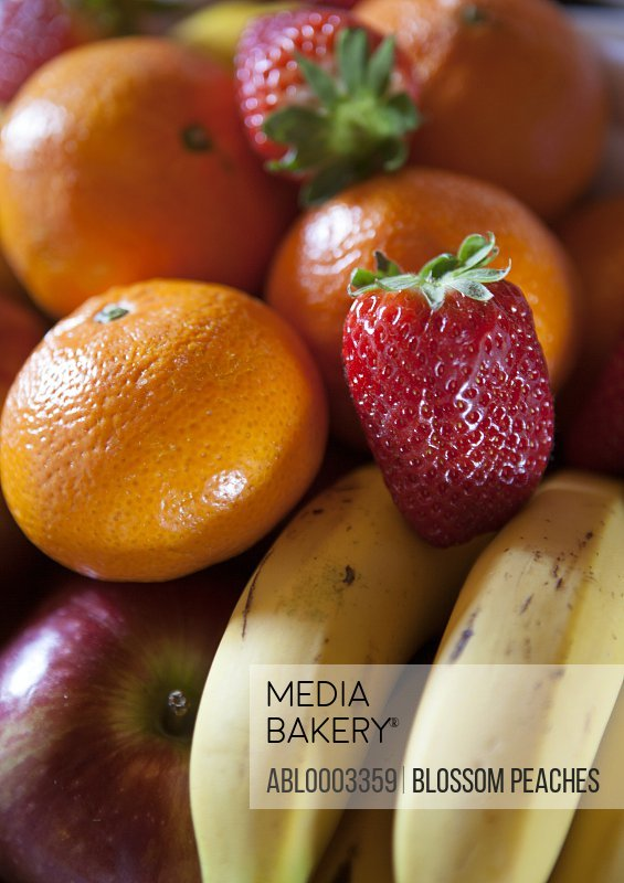 Mixed Fruits, Full Frame