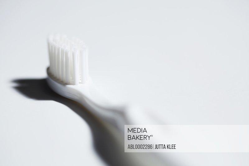 White Toothbrush