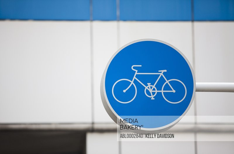 Bicycle Lane Traffic Sign