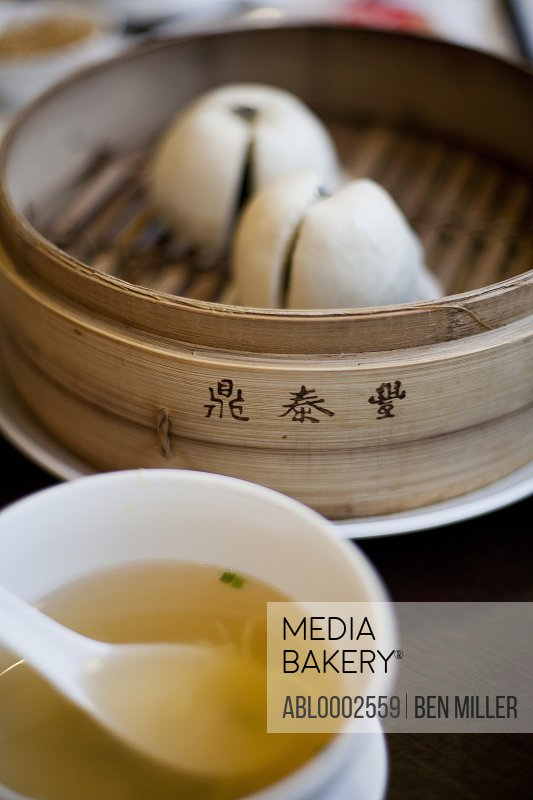 Soup and Steamed Dumplings
