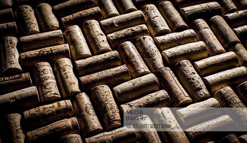 Wine Corks, Full Frame