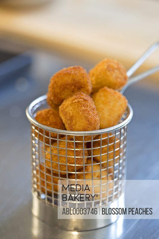 Deep Fried Potato Croquette
