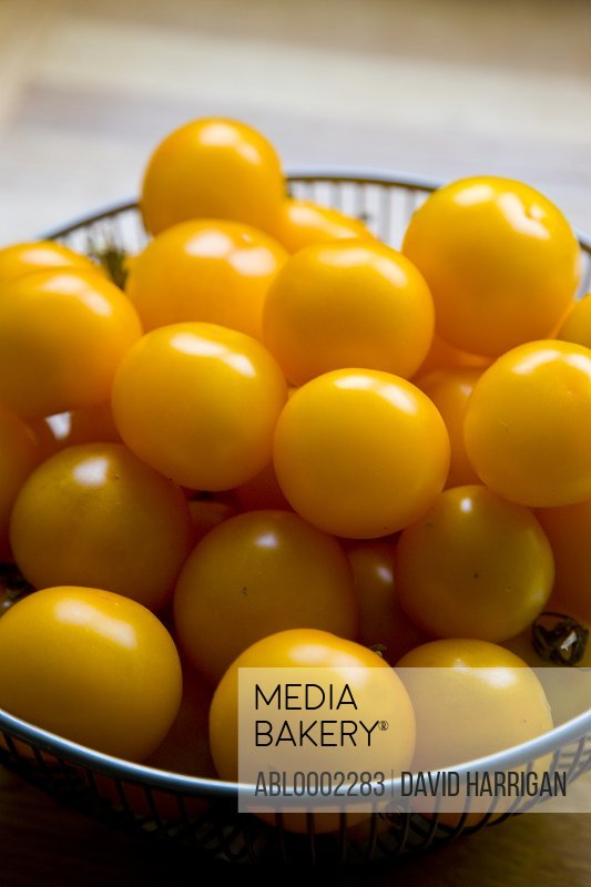 Yellow Tomatoes - Close-up view