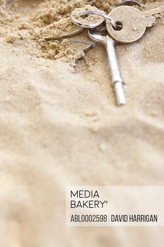 Keys in Sand