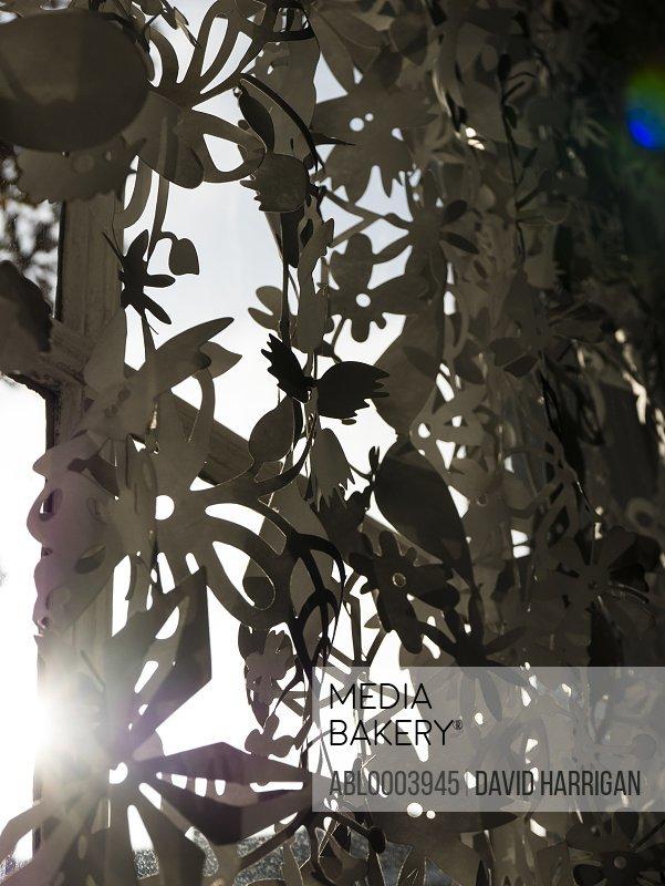 Paper Window Blinds