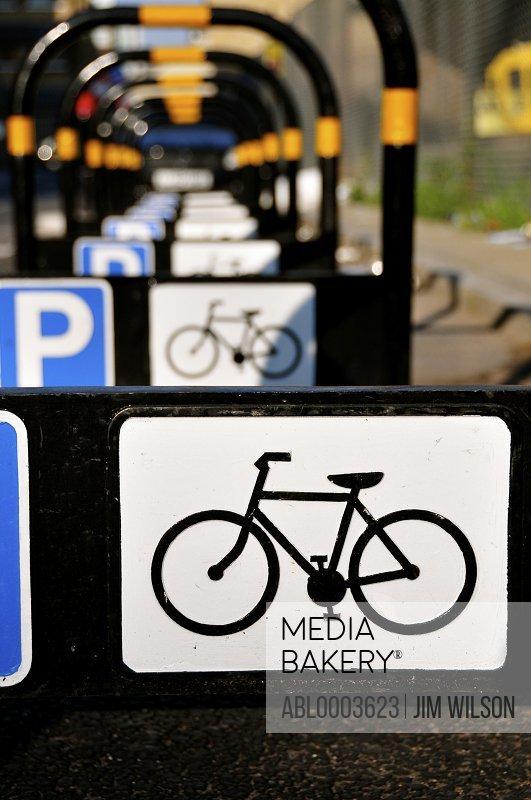 Bicycle Parking Racks