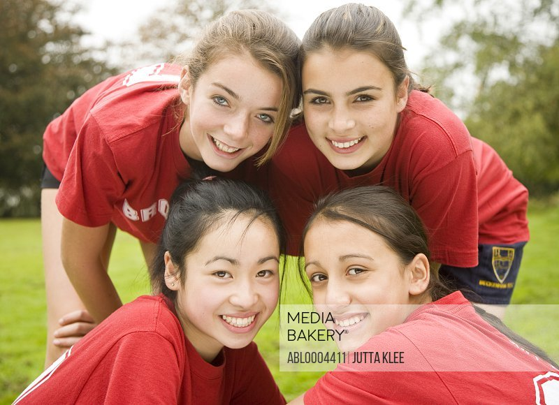 Girls Sport Team