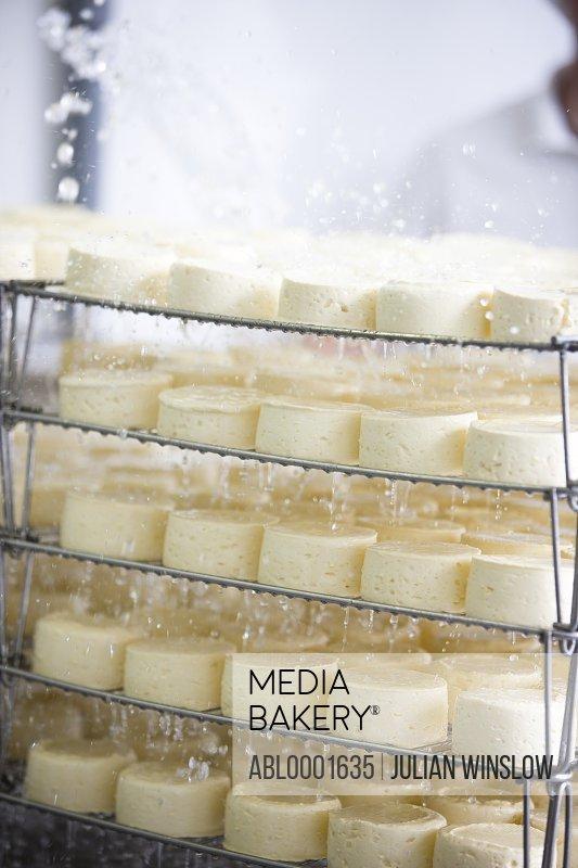 Cheese wash