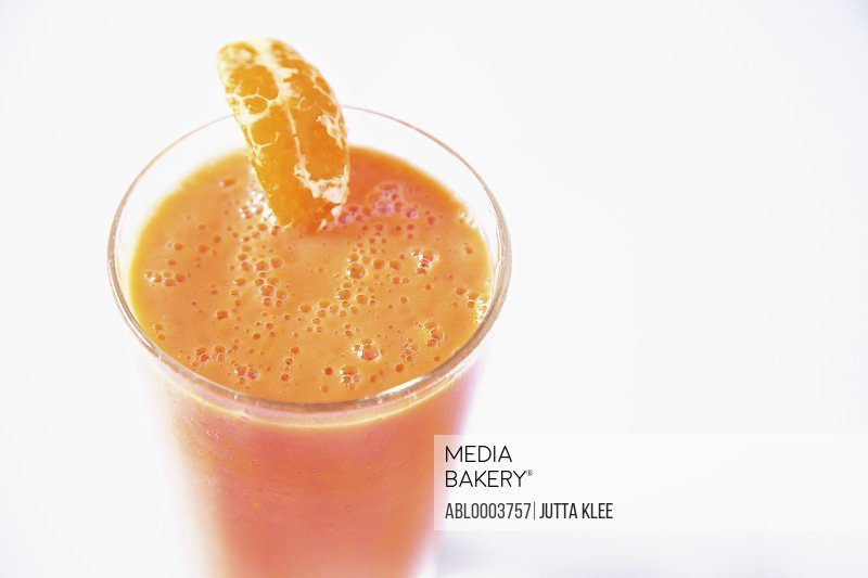 Orange Milk Shake