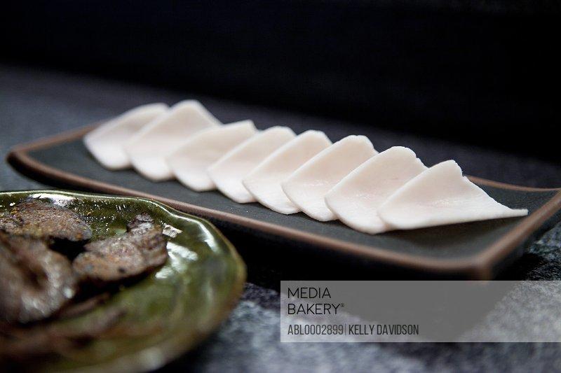 Horse Meat Sushi