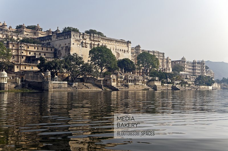 City Palace on Lake Pichola